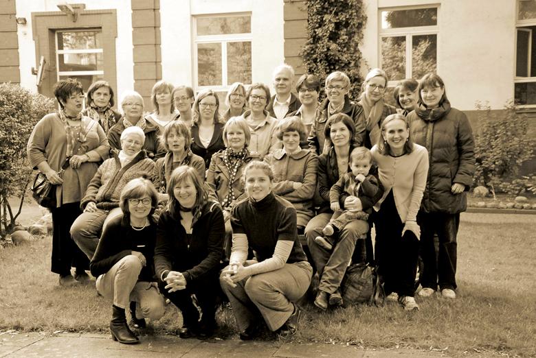Das ehrenamtliche Team der Kulturloge Hamburg, Foto: Kulturloge Hamburg
