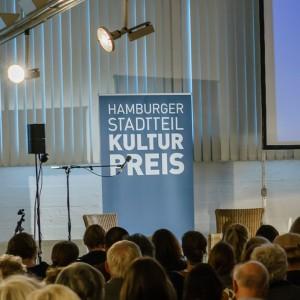 Verleihung Hamburger Stadtteilkulturpreis, Foto: Oliver Rosenberg