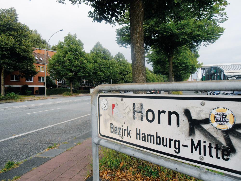 Horn to go: Eine Rundreise durch Horn, Foto: Lars Ceglecki