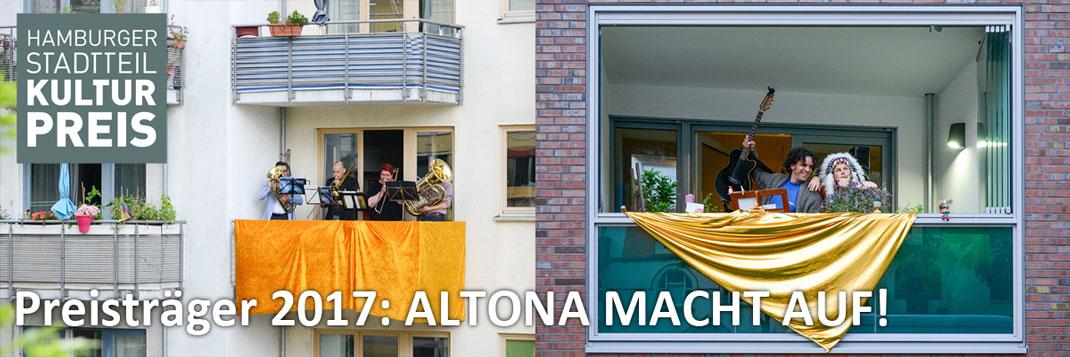Hamburger Stadtteilkulturpreis 2017