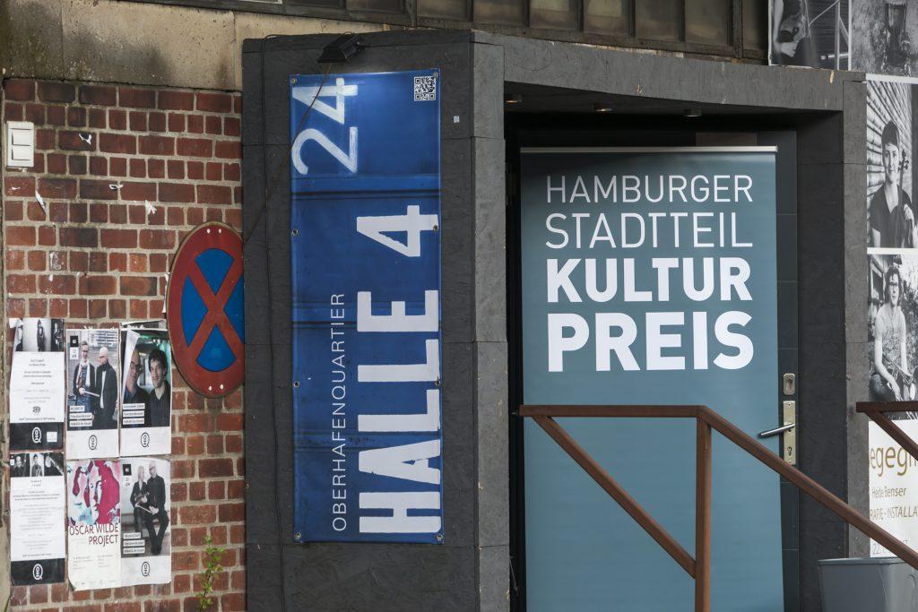 Auch 2019 wird der Preis wieder in der Halle 424 verliehen, Foto: Jan-Rasmus Lippels